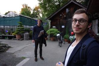 Elias Vorpahl und Alexander Wachter