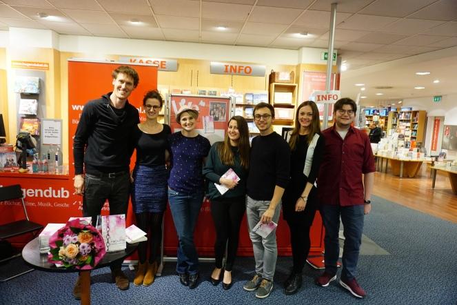 Gruppenbild der Prosathek