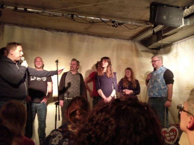 Mundart Poetry Slam im Hofspielhaus