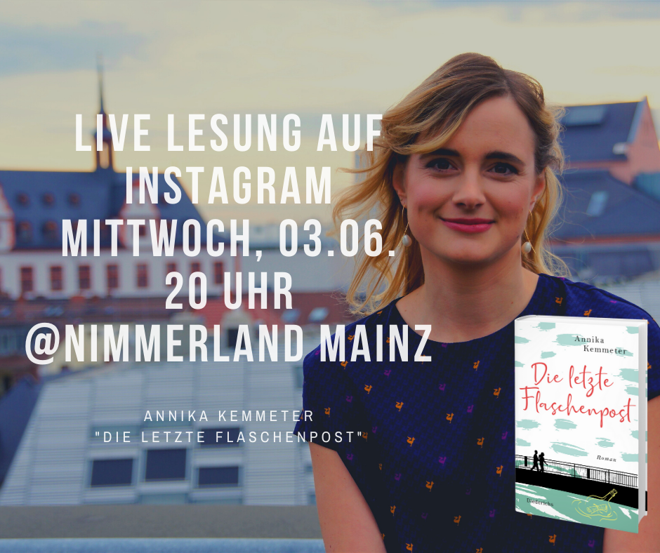 Annika Kemmeter Lesung Nimmerland