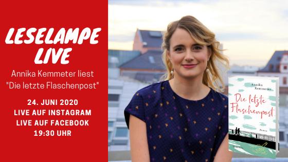 Leselampe Live Blog